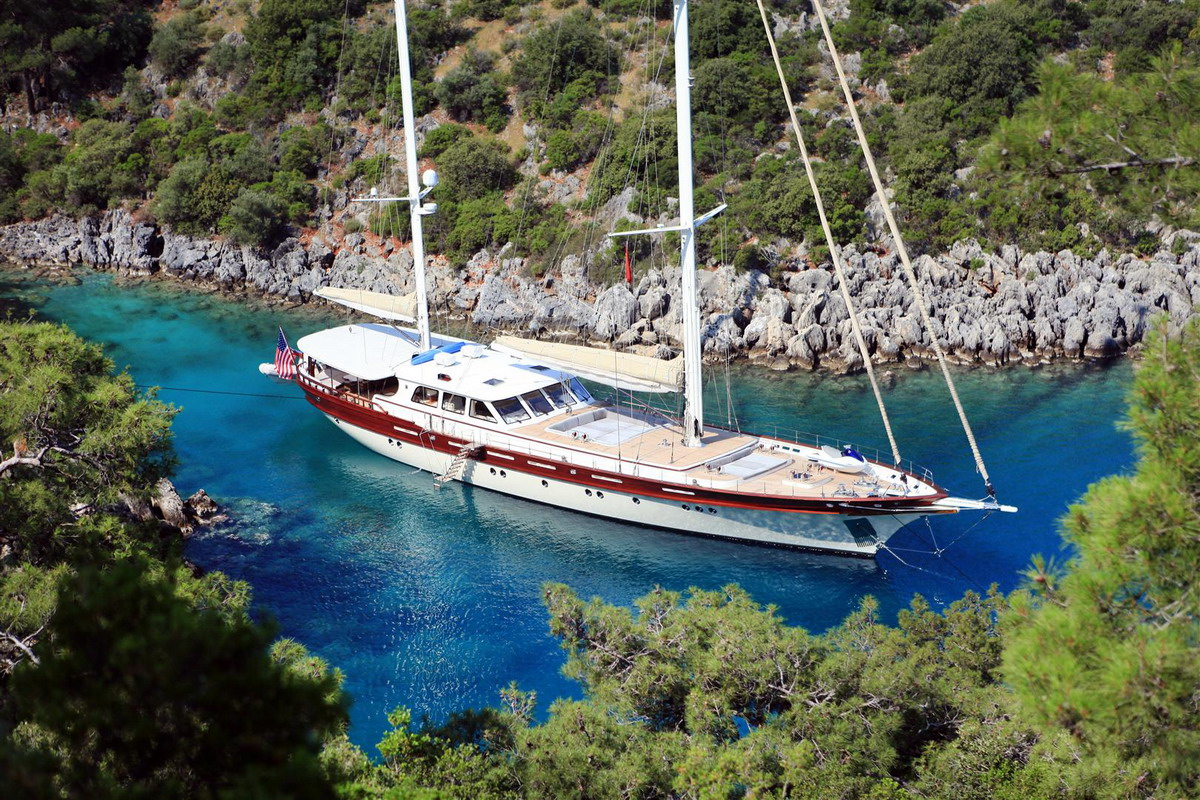 Luxury Gulet for Sale