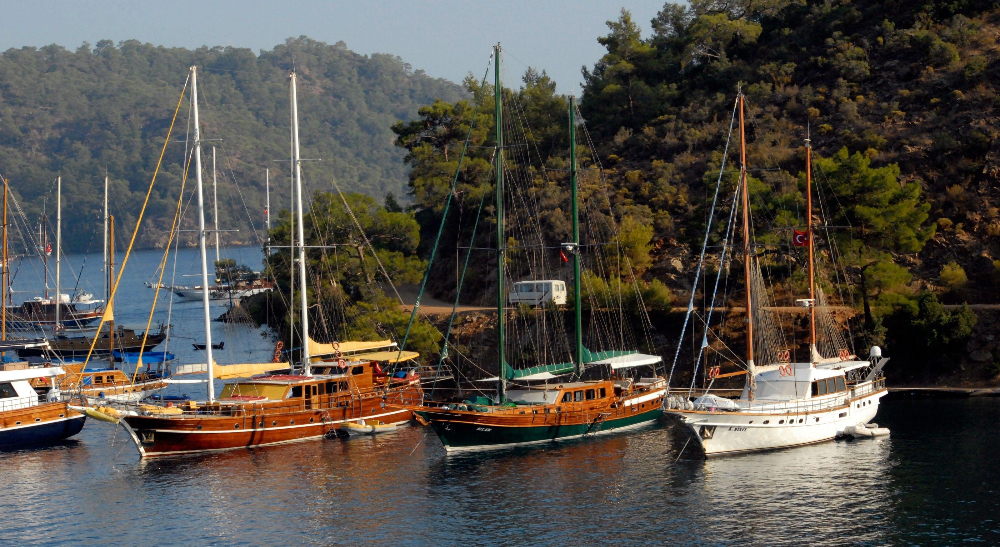 Gulets For Sale in Turkey